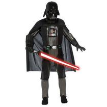 Disfraz De Darh Vader De Star Wars Para Niños, Envio Gratis