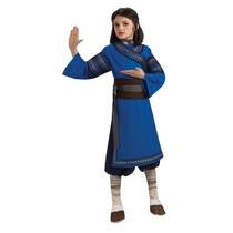 Disfraz De Katara, El Ultimo Maestro Del Aire Para Niñas