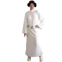 Disfraz De Princesa Leia Star Wars Para Damas, Envio Gratis