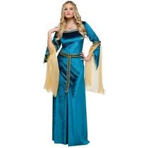 Disfraz Historico, Renacimiento Para Damas, Envio Gratis