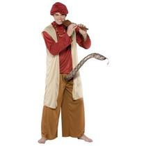 Disfraz De Encantador De Serpientes, Para Adultos