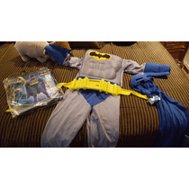 Disfraz Infantil Batman 8 - 10 Años