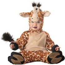 Infantil Del Bebé De La Jirafa De Disfraces De Halloween (ta