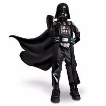 Disfraz De Darth Vader Star Wars Original Disney