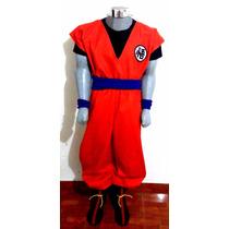 Disfraz De Goku, El Mejor Diseño Del Mercado.