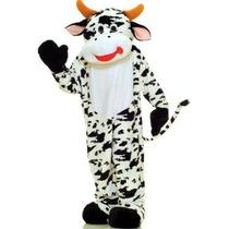 Disfraz / Botarga De Vaca Para Adultos, Envio Gratis