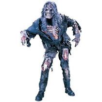 Completa Zombie Costume 3d Fun World Hombres