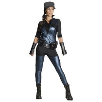 Disfraz Mortal Kombat X Sonya Blade Mujer Adulto Halloween