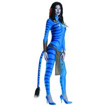 Disfraces Halloween Mujer Avatar Neytiri C/peluca