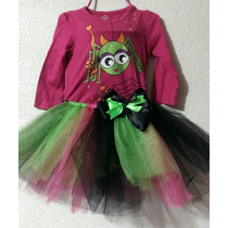 Disfraz Tutu Para Bebé. Araña Calabaza Fantasma Bruja Calaca