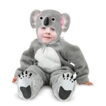 Disfraz De Oso Koala Para Bebes Y Niños, Envio Gratis