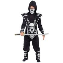 Disfraz De Ninja Para Niños, Envio Gratis