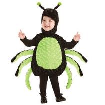 Disfraz De Araña Para Bebes Y Niños, Envio Gratis