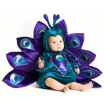 Disfraz De Pavo Real, Guajolote Para Bebes, Envio Gratis