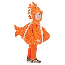 Disfraz De Pez Payaso, Nemo Para Bebes Y Niños, Envio Gratis