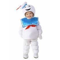Disfraz De Ghostbusters Caza Fantasmas Para Niños Y Bebes