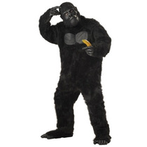 Disfraz De Gorila, Chango Para Adultos, Envio Gratis