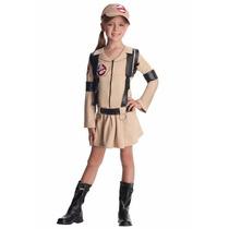 Disfraz De Ghostbusters Caza Fantasmas Para Niñas
