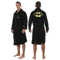 Tunica, Bata De Baño De Batman Para Adultos, Envio Gratis