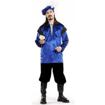 Disfraz Romeo Principe Caballero Medieval Epoca Adulto