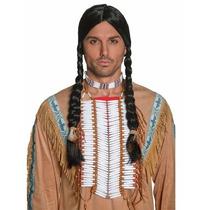 Pechera De Indigena Indio Apache Para Adultos