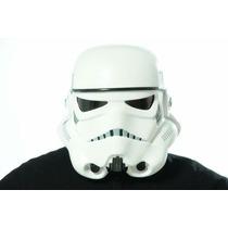 Casco De Storm Trooper De Coleccion