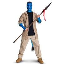 Oferta Unica! Disfraz De Jake Sully De Avatar Para Adultos