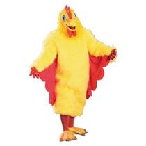 Disfraz Deluxe Pollo Adulto Costume Rubie