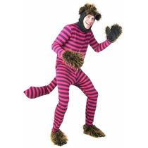 Disfraz Gato De Cheshire Alicia Pais Maravillas Para Adultos