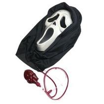 Ghost Sangrado Face Mask Costume Accessory
