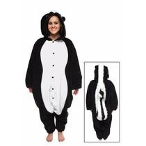 Disfraz / Pijama / Mameluco De Zorrillo Para Adultos