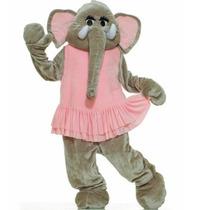 Disfraz / Botarga De Elefante Para Adultos, Envio Gratis