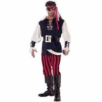 Disfraz De Pirata Para Adultos Envio Gratis