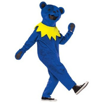 Disfraz De Oso Azul Para Adultos, Envio Gratis