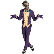 Disfraz De Joker, Guason, Batman Para Adultos Envio Gratis