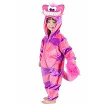 Disfraz Gato De Cheshire Alicia Pais Maravillas Para Niños