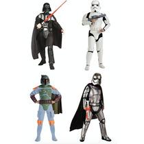 Disfraces Star Wars Adulto Hombre Disfraz Halloween