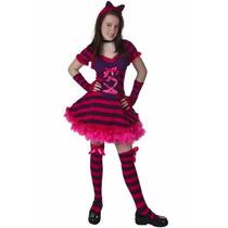 Disfraz Gato De Cheshire Alicia Pais Maravillas Adolescentes