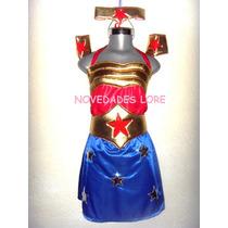 Disfraz Mujer Maravilla Disfraces Hombre Araña Superman