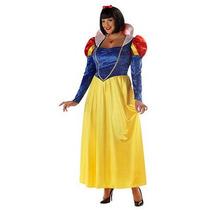 Disfraz De Princesa Blanca Nieves Plus, Disney, Para Damas