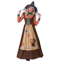 Disfraz De Espanta Pajaros Para Damas, Envio Gratis