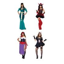 Disfraz Adulto Plus Size Mujer Tallas Extras Halloween