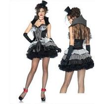 ° Leg Avenue - Disfraz Sexy- Reina De La Oscuridad Mod.83823