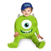 Disfraces Disfraz Disney Pixar Monsters Universidad Mike Clá