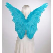 Alas Azules Angel Rio Mariposa Para Adultos Envio Gratis
