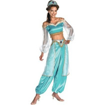 Disfraz De Jasmine Princesa Aladino Para Damas, Envio Gratis