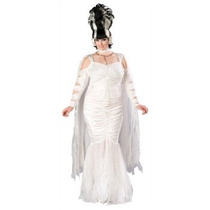 Disfraz De Novia De Frankenstein Para Damas, Envio Gratis