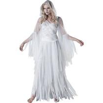 Disfraz De Fantasma Para Damas, Envio Gratis