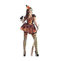 Disfraz Mujer Bruja Victoriana Halloween Adulto