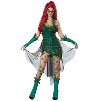 Disfraz Belleza Letal Adulto Mujer Halloween Sexy